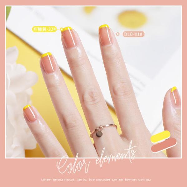 Sơn gel AS bền màu cực kì mướt 15ML (dành cho tiệm nail chuyên nghiệp) - BLB giá rẻ