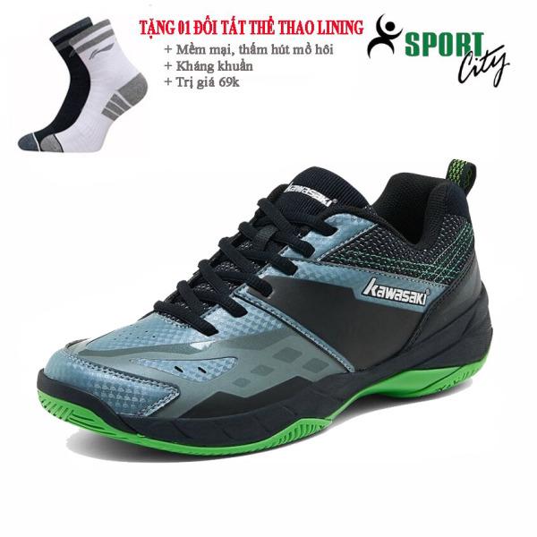 Giày cầu lông nam Kawasaki K359-DX cao cấp - sportcity - Giày bóng chuyền - Giày chơi cầu lông