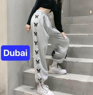 QUẦN JOGGER THỂ THAO NAM NỮ BƯỚM RÚT DÂY UNISEX NHẬT BẢN THOÁNG MÁT CAO CẤP HOT TREND- DUBAI FASHION thumbnail