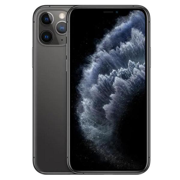Điện thoại Apple iPhone 11 Pro Max 256GB Chip A13, 3 Camera, Đi Kèm Sạc Nhanh 18W - Phân Phối Chính Hãng nguyên seal chưa active LL/A