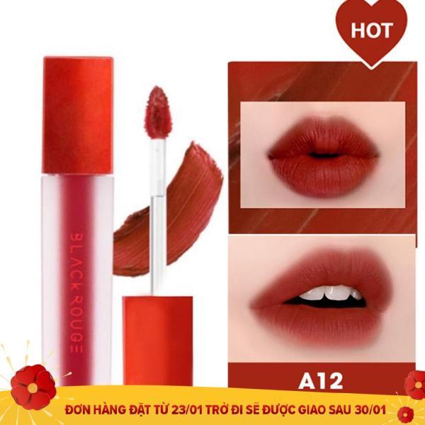 Son kem lì Black Rouge Air Fit Velvet Tint [Best Seller] (Ver.01-Ver.02-Ver.03-Ver.04-Ver.5) không gây khô môi lên màu chuẩn giữ màu lâu tốt nhất