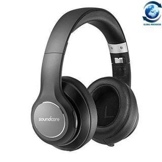 Tai Nghe Over-Ear Không Dây Soundcore Vortex Của Anker Với Thời Gian Phát 20 Giờ Bluetooth 4.1 Âm Thanh Nổi Hi-Fi Bộ Nhớ Tai Bọt Mềm Micrô Tích Hợp Và Chế Độ Có Dây thumbnail