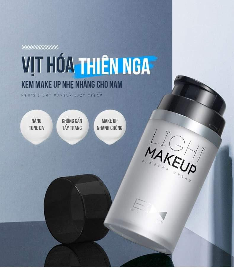 [ TP HCM] Light Makeup Kem Trang Điểm Cho Nam Nhật Bản