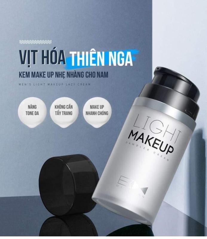 Light Makeup Kem Trang Điểm Cho Nam