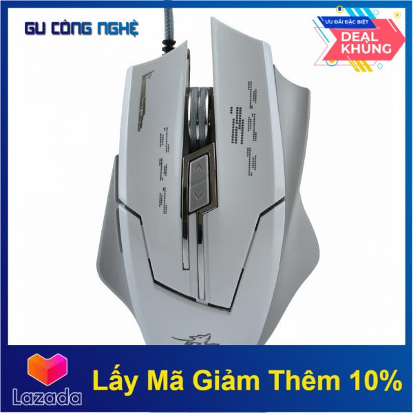 Bảng giá Chuột Chơi Game Magic Wofl G10 3200 Dpi 6D -Dc2597 Phong Vũ