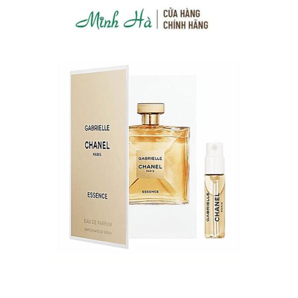 Mẫu dùng thử Nước hoa nữ Chanel Gabrielle Essence EDP 1.5ml