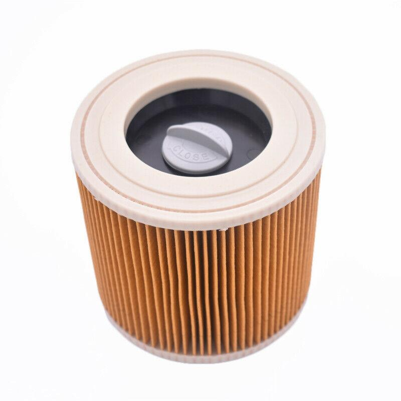 Filter With Cap Dust Paper Bag For Karcher A2004 A2054 A2204 A2656 Wd2.250 Wet & Dry Vacuum Cleaners Parts