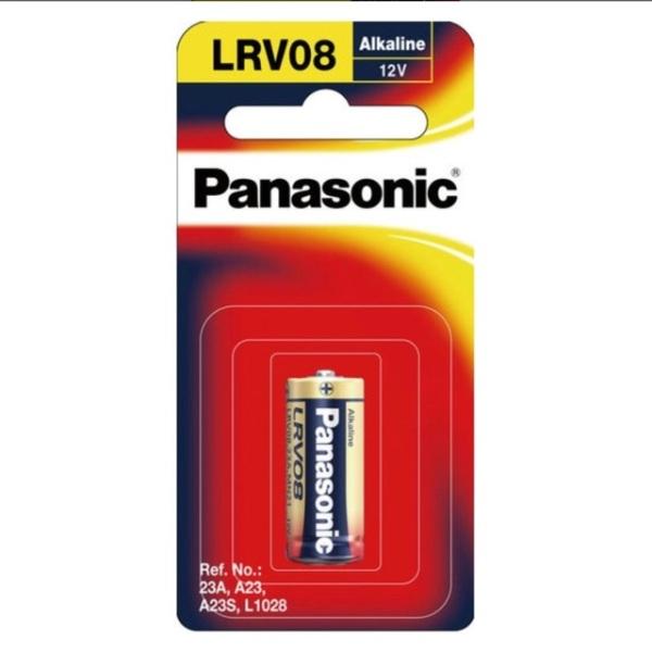 Pin A23 12 v Panasonic dành cho cửa cuốn - remote ô tô