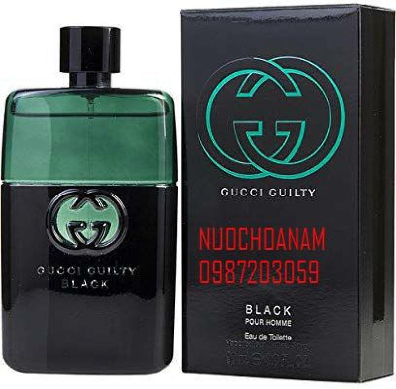 Nước hoa Gucci Guilty Black Pour Homme 90ml nhập khẩu