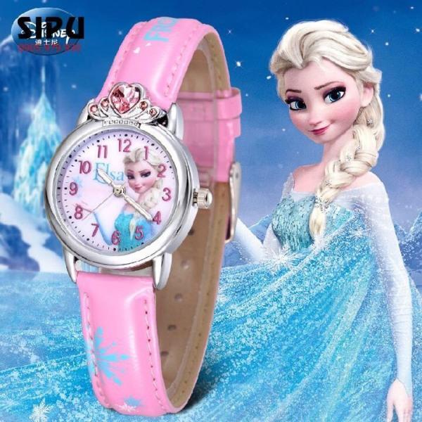 Giá bán Đồng hồ công chúa Elsa cho bé gái