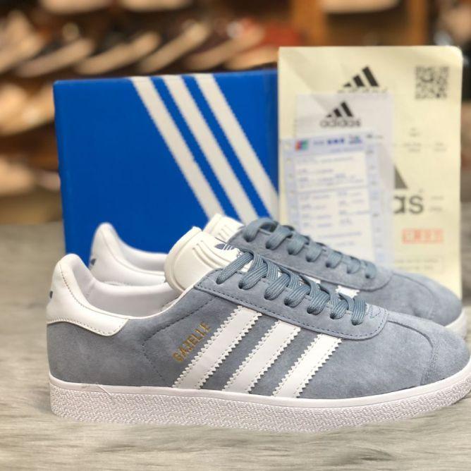 Giày thể thao Adidas Gazelle da lộn giá rẻ