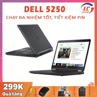 [Trả góp 0%]Laptop Văn Phòng Tiết Kiệm Pin Dell Latitude 5250 i5-5300U VGA Intel HD 5500 Màn 12.5 HD Laptop Dell. Laptop i5 thumbnail