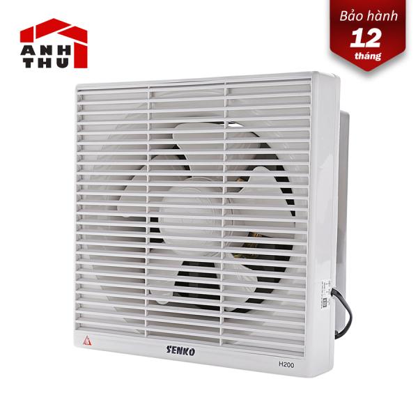 Quạt Hút Thông Gió Senko H200 (35W)