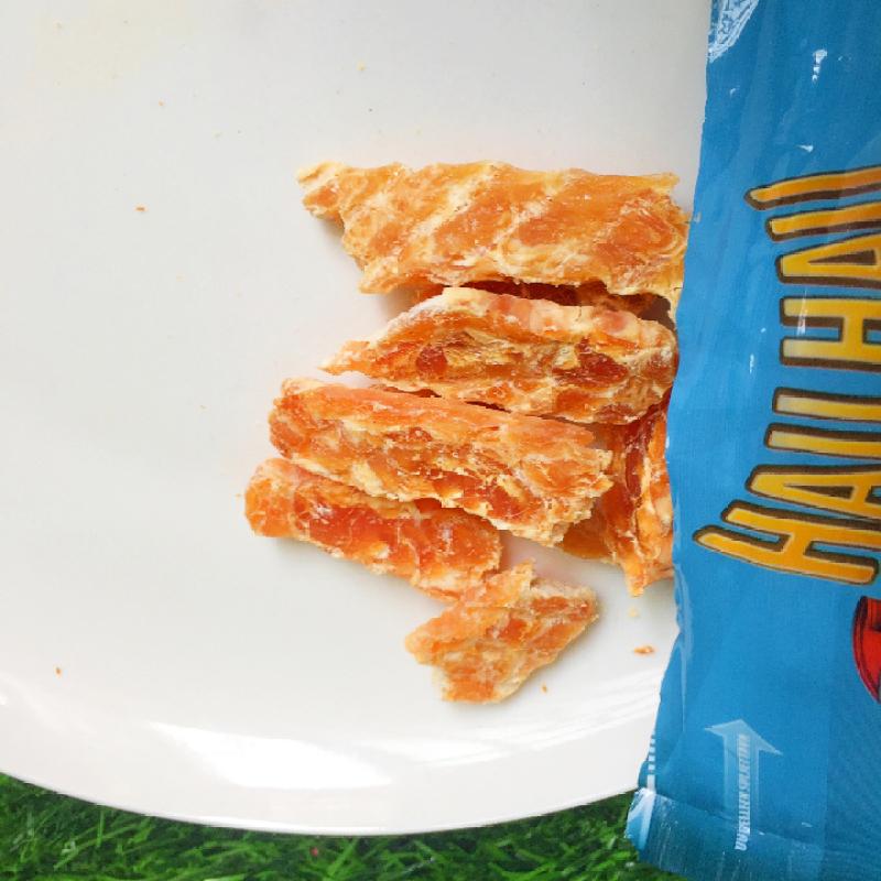 Bánh Thưởng Cho Chó Lát Gà Bông Tuyết Siêu Ngon thành phần dinh dưỡng, vị gà - SP005234