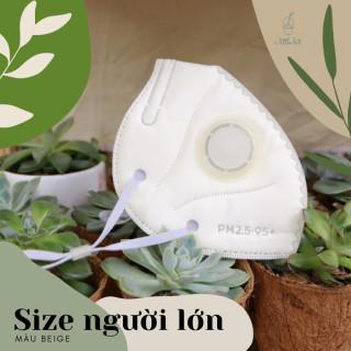 Khẩu trang Airphin lọc bụi mịn PM 2.5 dành cho người lớn thumbnail