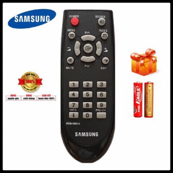 Bảng giá Điều khiển ti vi Samsung CRT ( BN59-00891A )