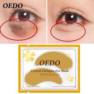 OEDO Miếng dán mắt chiết xuất collagen tinh thể vàng chống lão hóa bọng mắt và quầng thâm da mắt - INTL thumbnail