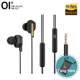 Tai Nghe Oi J5 Có Dây Chống Ồn Âm Thanh HIFI Với Micro HD Điều Khiển Âm Lượng - INTL thumbnail