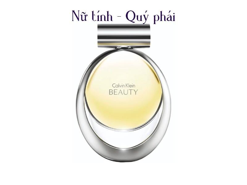 Nước hoa nữ Calvin Klein Beauty for Women Eau De Parfum 100ml