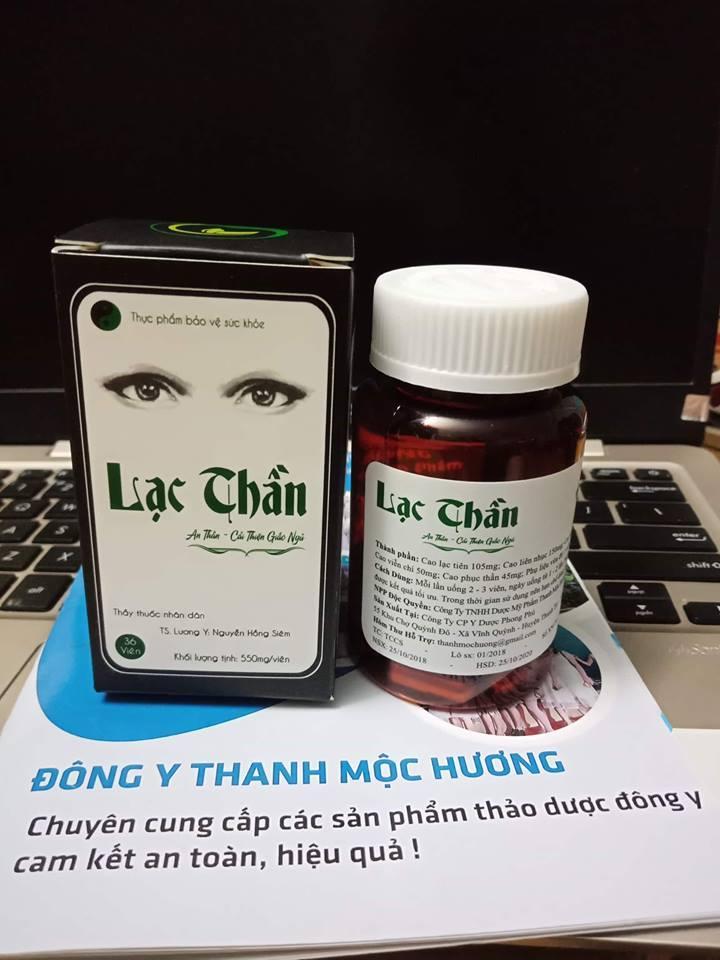 Thực Phẩm Chức Năng Xua Tan Cơn đau đầu, Mất Ngủ By Cốc Nghuyệt San.