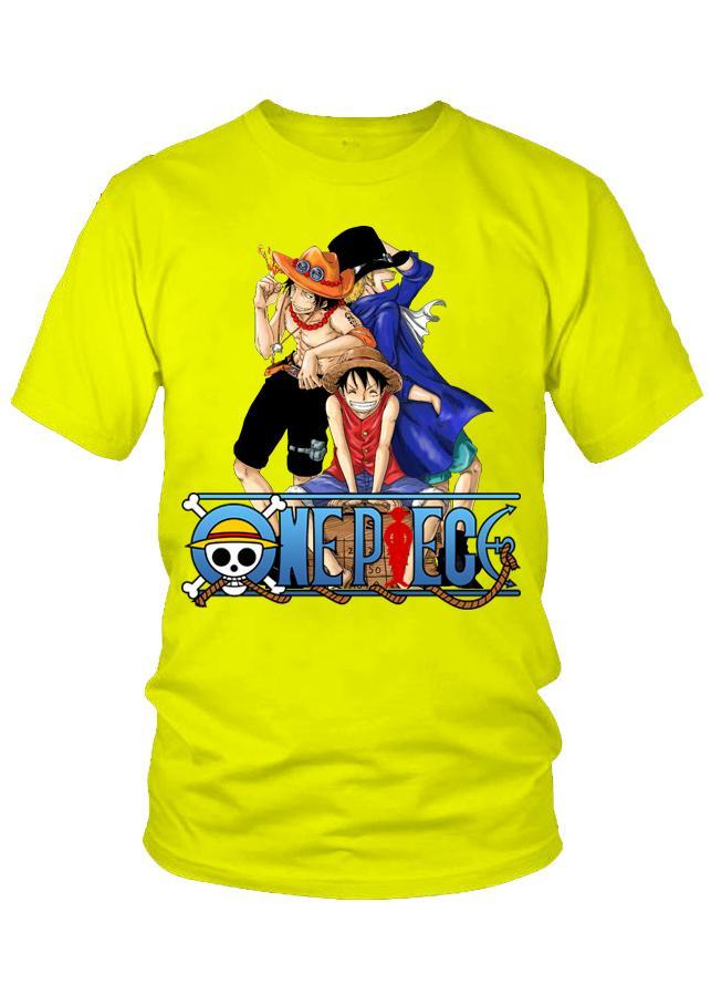 Áo thun nữ One Piece in hình Sabo tphcm Mẫu 2 (Đủ màu)