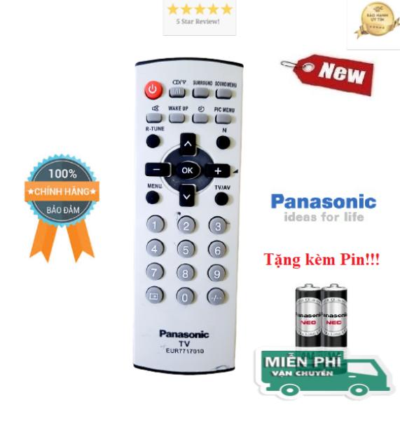 Bảng giá Điều khiển tivi panasonic đời cũ- Hàng tốt chính hãng Panasonic- ALEX - TẶNG KÈM PIN