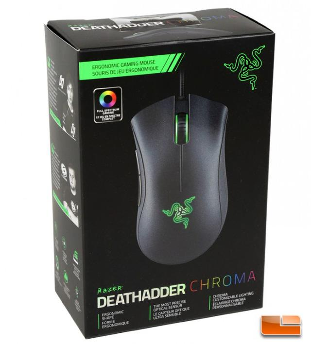 Giá Tiết Kiệm Để Sở Hữu Ngay Chuột Chơi Game Razer Deathadder 3.5g