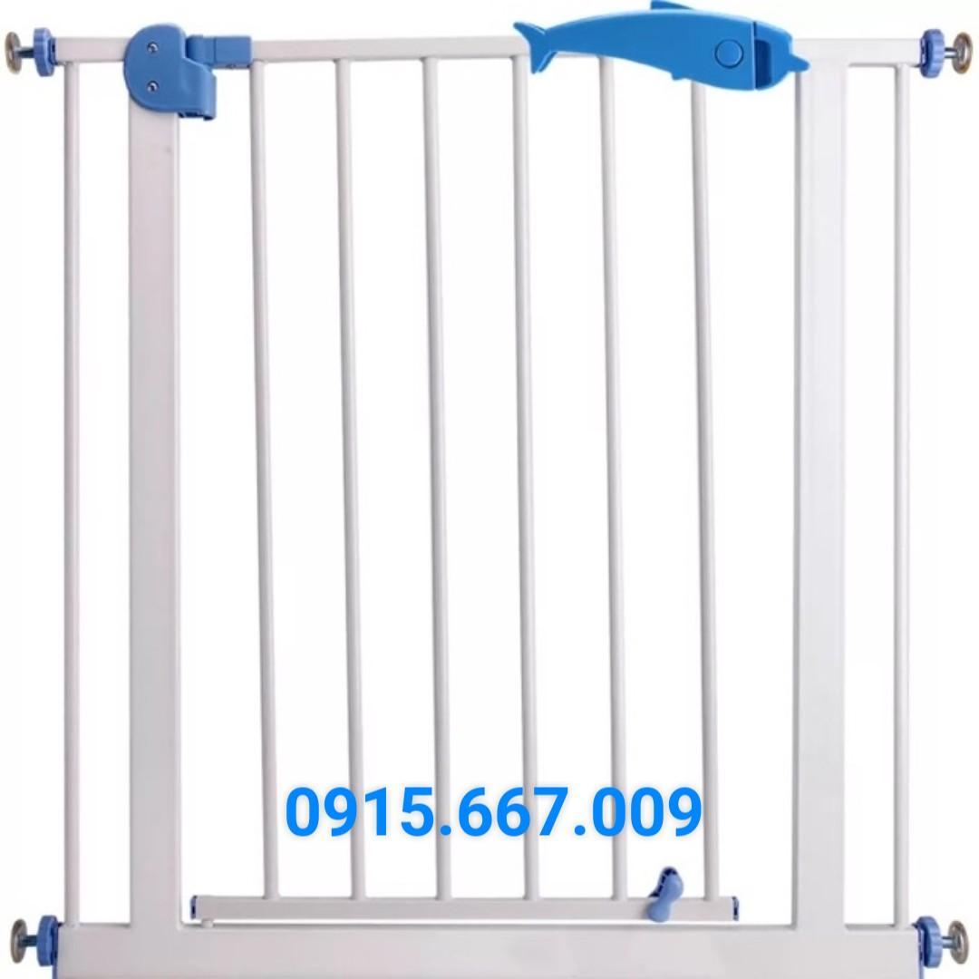 Thanh Chặn Cầu Thang 75-85 Cm Không Khoan Tường Giá Cực Cool
