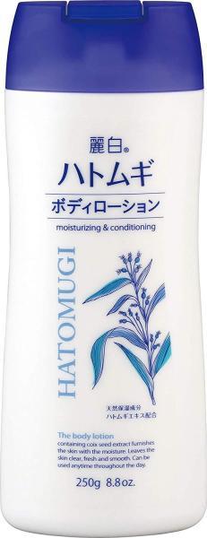 Sữa Dưỡng Thể Ban Đêm Hatomugi The Body Lotion 250g Từ Hạt Ý Dĩ Nhật Bản