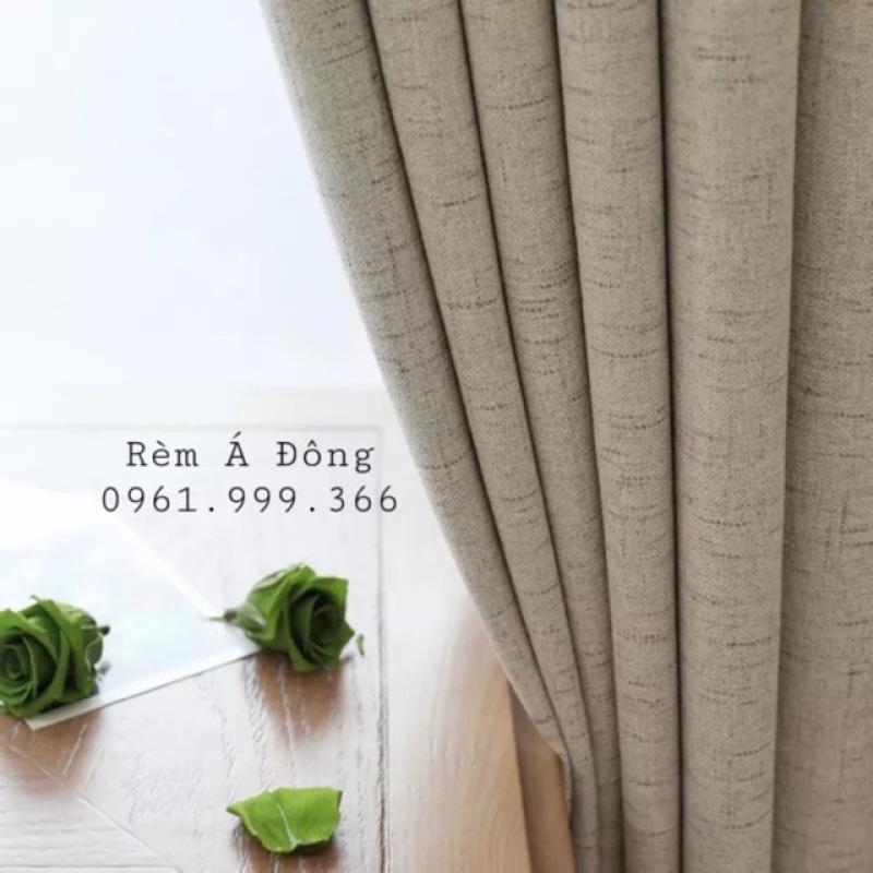 Rèm vải tráng cao su non chống nắng  chống nước tránh ẩm mốc , sản phẩm tốt, chất lượng cao, cam kết sản phẩm nhận được như hình
