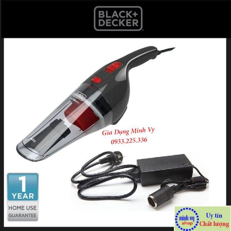 Máy hút bụi dành cho xe hơi ô tô Black Decker NV1200AV-B1