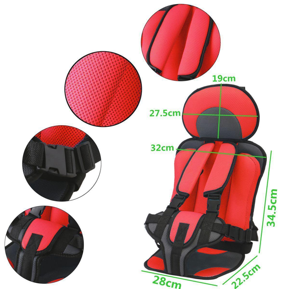 Ghế ngồi đa năng an toàn trên xe hơi cho...