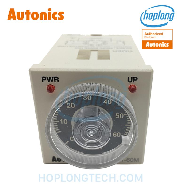ATE-6M Bộ đặt thời gian loại 1 dải thời gian cài đặt 0-6 giờ AUTONICS