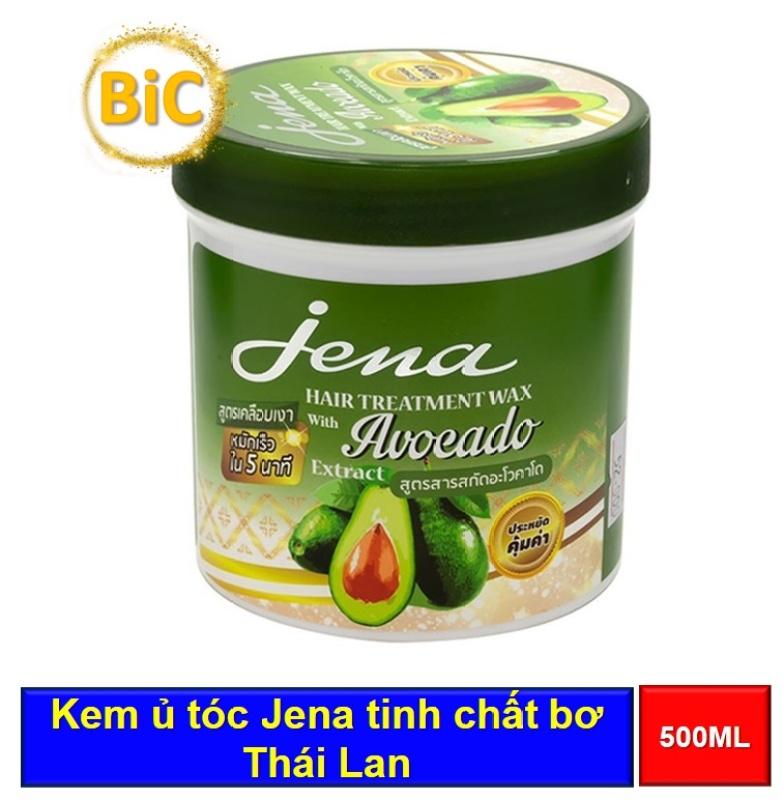 Kem ủ tóc bơ Thái Lan Jena 500g Thái Lan