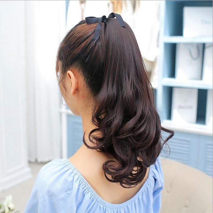 Tóc cột đuôi nữ Hàn Quốc T164