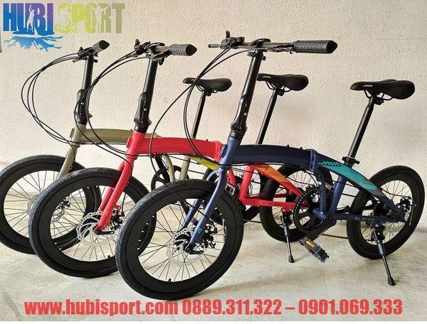 Mua Xe đạp gấp JAVA ZELO