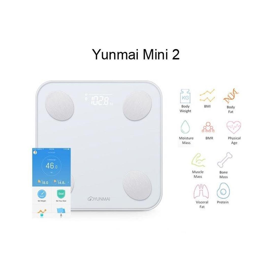 Cân Thông Minh Xiaomi Yunmai Mini 2 cao cấp