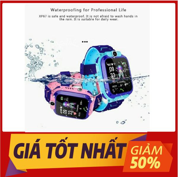 Đồng hồ định vị trẻ em - Q12 nghe gọi, chống nước 3 AM bán chạy