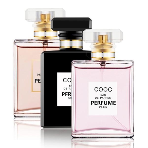 [HCM]Nước Hoa Nữ Cao Cấp Cooc Eau De Parfum Perfume Paris 50Ml cao cấp
