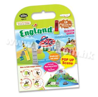 Nước Anh xinh đẹp STICKER IFP-S4 thumbnail