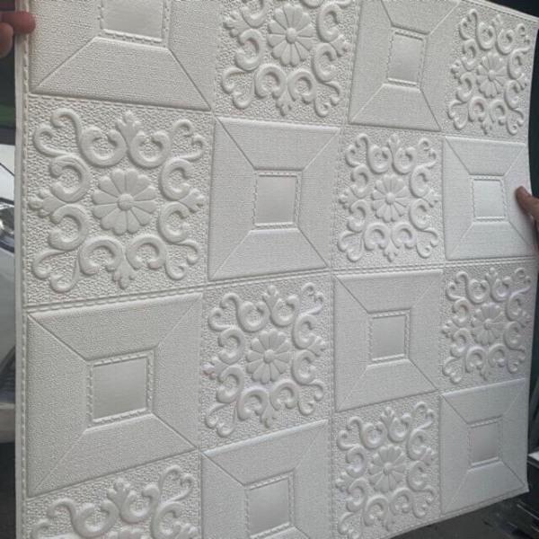 Combo 20 tấm xốp dán tường hoa văn cao cấp