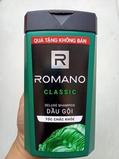 Dầu gội Hương nước hoa Romano Classic 150g thumbnail