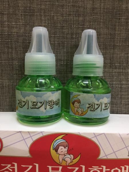 Combo 10 tinh dầu dùng cho đèn đuổi muỗi Hàn Quốc