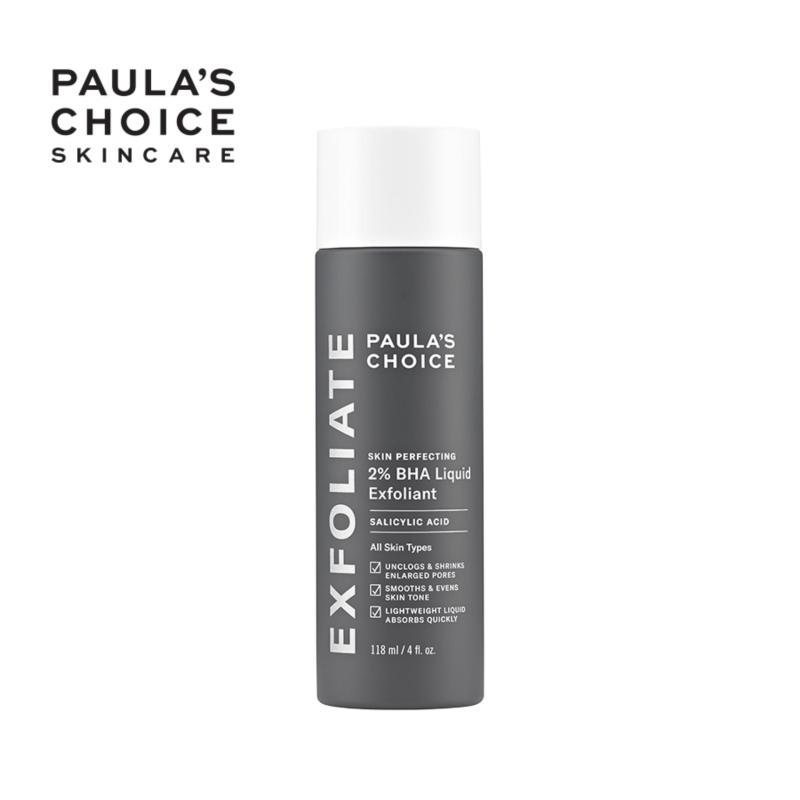 Dung dịch loại bỏ tế bào chết Paula's Choice Skin Perfecting 2% BHA Liquid Exfoliant 118 ml-2010 giá rẻ