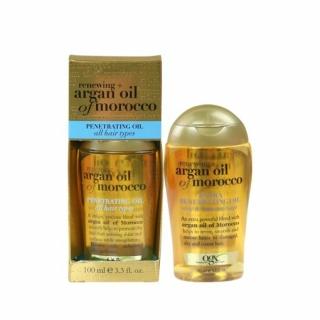 Tinh dầu dưỡng tóc chuyên sâu OGX Dành Cho Tóc Khô & Hư Tổn- Penetrating Oil 100ML thumbnail