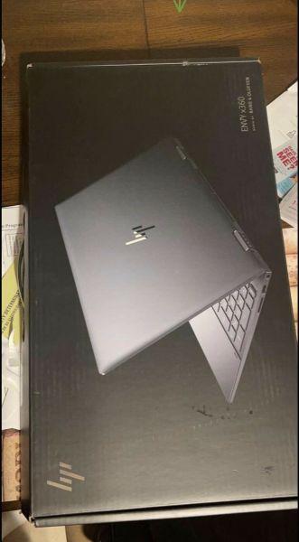 Brand NEW HP ENVY x360 2-in-1 15.6 Touch-Screen i7-10510U 8GB 512GB SSD