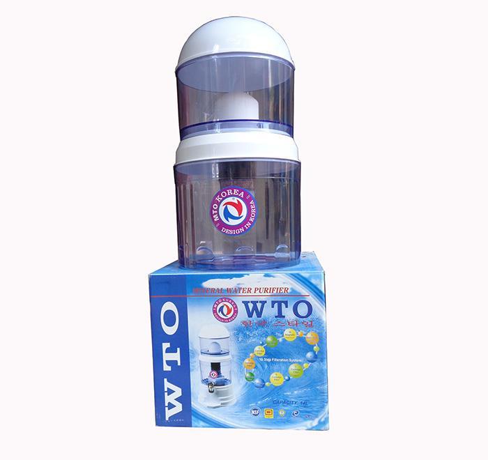 Giá Bình lọc úp dùng cho cây nước nóng lạnh WTO