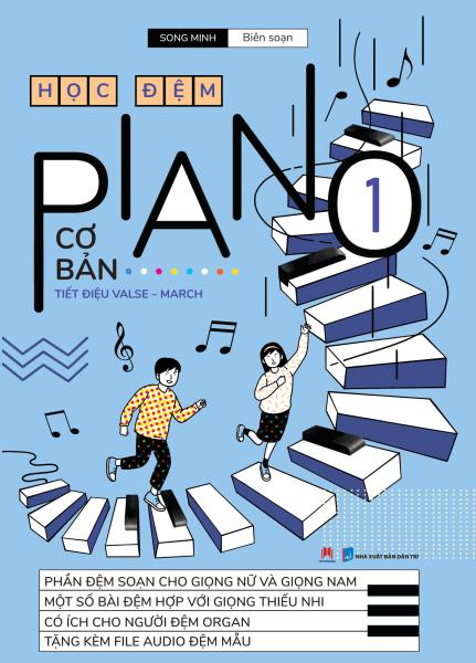 Sách Học Đệm Piano Cơ Bản Phần 1 - Newshop