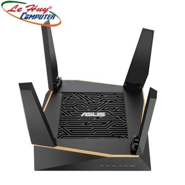 Bảng giá [Trả góp 0%]Router Wifi Asus Rt-Ax92U (1-Pk) Chuẩn Ax6100 Phong Vũ