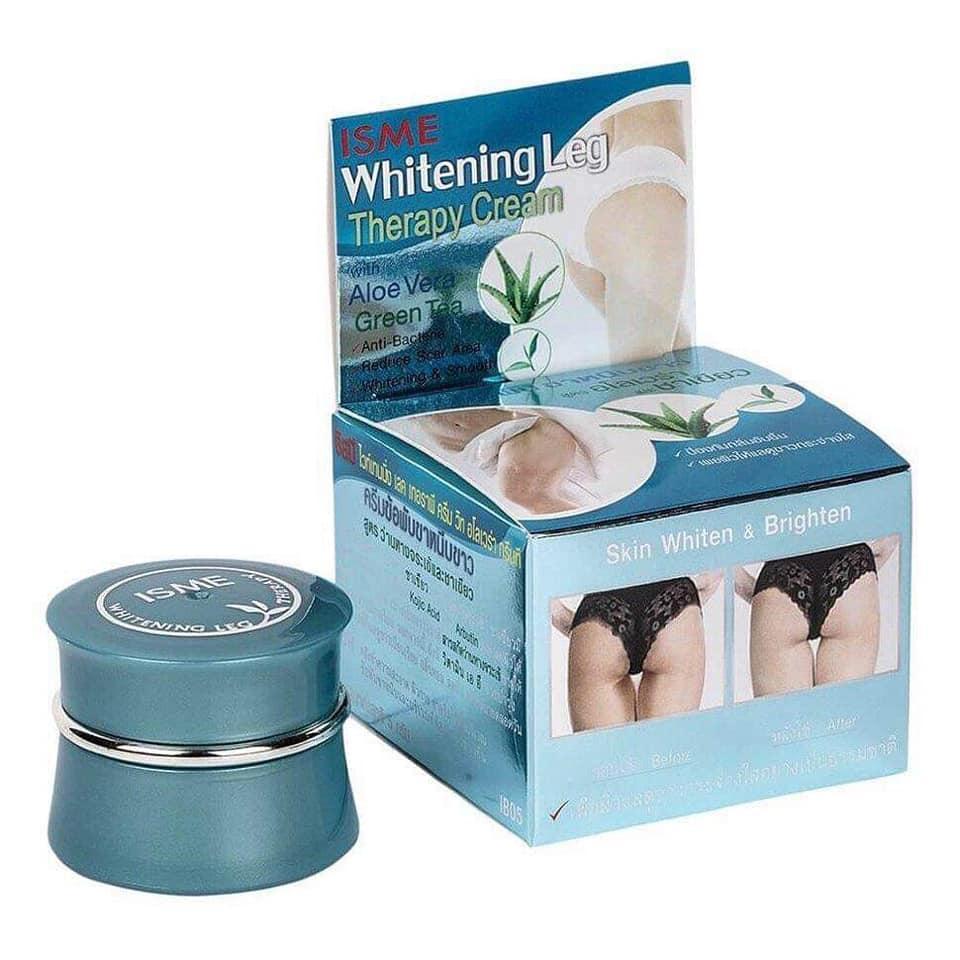 Kem T.r.ị T.h.â.m mông ISME Whiteningleg Therapy Cream